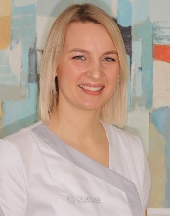Sigita Repečkienė gyd. odontologė