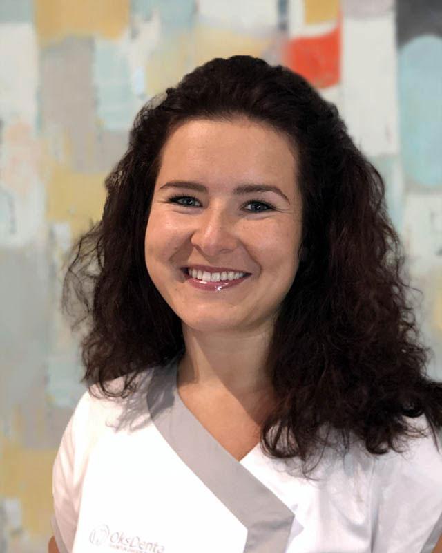 Ginta Kurienė Gyd. odontologė