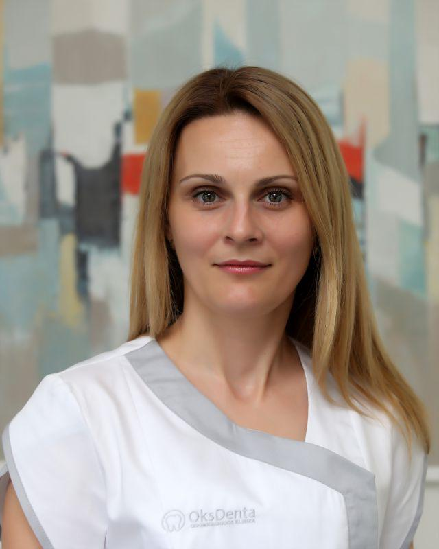 Jurgita Vencevičienė Burnos higienistė